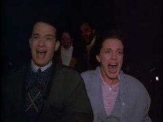 """Фильм """"Большой"""" (Том Хэнкс / Элизабет Перкинс, 1988)"""